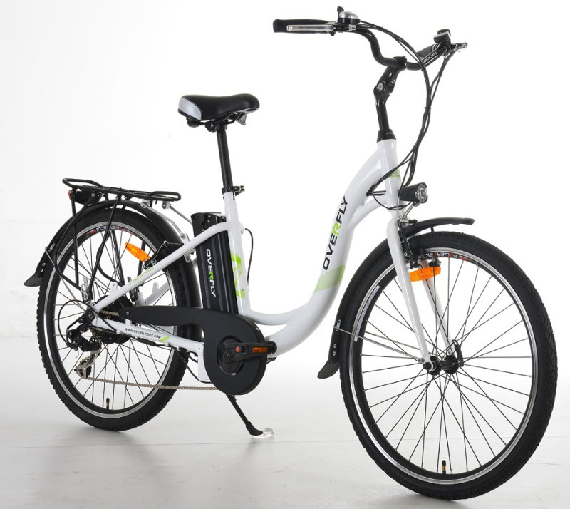 Electric bicycle from Cambridge Electric Transport