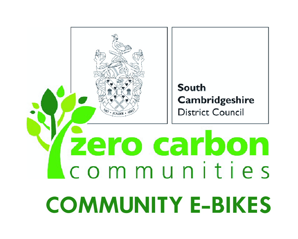 South Cambs Carbon and Comunity E-bike logo-01